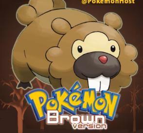 pokemon brown