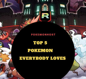 top 5 pokemon that everybody loves