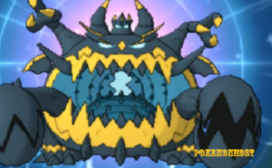 Ultra beast Guzzlord