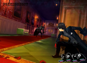persona 5 features