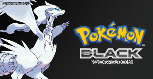 Pokemon Black Download ROM NDS