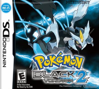 Pokemon Black 2 ROM Download Free