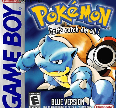 pokemon blue download