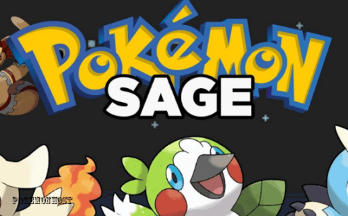 pokemon sage complete pokedex