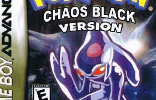 pokemon chaos black download