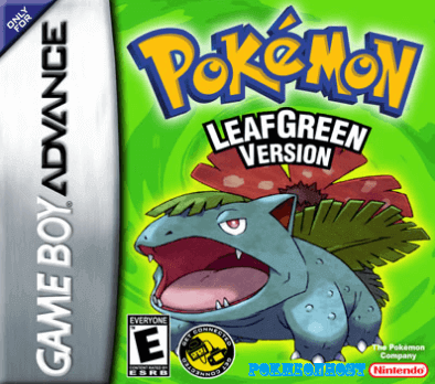 Pokemon Leaf Green Download