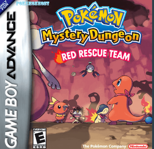 Pokemon Mystery Dungeon Red Rescue Team Download