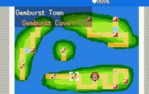Gemburst town