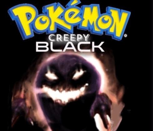 Pokemon Creepy Black Download (Updated)