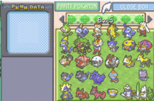 Pokemon Data