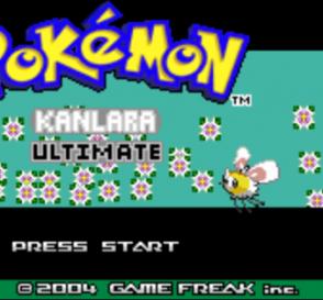 Pokemon Kanlara Ultimate