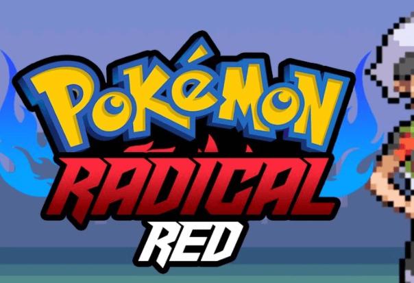 Pokemon Radical Red GBA Download