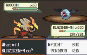 What will Blaziken M do