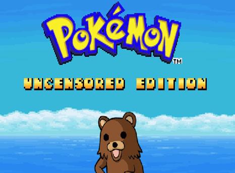 pokemon uncensored edition download
