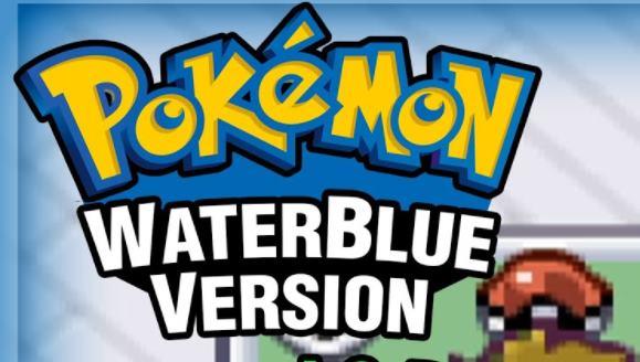 Pokemon Water Blue Free Download (v1.10)