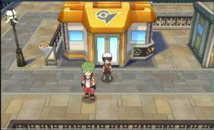main player is roaming around